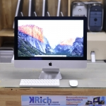 iMac 21.5-inch 2017 Retina 4K Q-C i5 3.0GHz RAM 8GB HDD 1TB Magic Mouse2+Magic Keyboard Apple Warranty 28-11-18