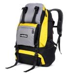 NL16 กระเป๋าเดินทาง สีเหลือง ขนาดจุสัมภาระ 40 ลิตร สำเนา