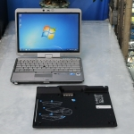 HP EliteBook 2730P Tablet C2D L9400 1.86GHz.SSD 80GB + Docking