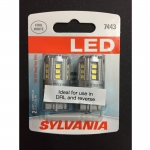 T20 W21/5W Sylvania Premium LED Cool White 6000K ส่งฟรี