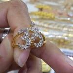 แหวนโอมสมหวังร่ำรวย รหัส INJ682