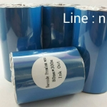 Ribbon barcode Wax 80x300 F/OUT ( Premium )