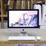 iMac 21.5-inch Mid2010 Intel Core i3 3.2GHz RAM 4GB HDD 500GB ATI Radeon HD5670 512MB Mouse+Keyboard FullSize