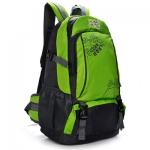 NL01 กระเป๋าเดินทาง สีเขียว ขนาดจุสัมภาระ 40 ลิตร