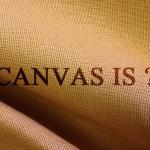 ผ้าแคนวาส (Canvas) คืออะไร ?