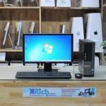 Dell Optiplex 7010 + Display 18.5-inch i5-3470 3.2GHz RAM4GB HDD 500GB Windows 7 License Onsite Warranty 28-11-16