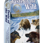 Taste of the Wild Stream Canine Formula with Smoked Salmon 680 G x 2 ถุง