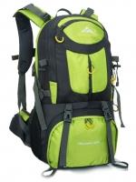 NL17 กระเป๋าเดินทาง เขียว ขนาดจุสัมภาระ 50 ลิตร
