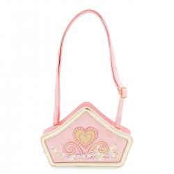กระเป๋าแฟชั่นทรงมงกุฎสำหรับเด็ก Disney Princess Fashion Bag