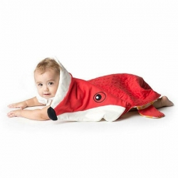หมอนผ้าห่มสารพัดประโยชน์สุดเอนกประสงค์ Oribel Peripop (Foxey)