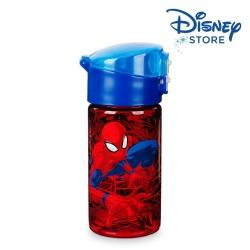กระติกน้ำแบบยกดื่มสำหรับเด็ก Disney Flip-Top Water Bottle (Spider-Man)