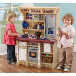 ชุดครัวจำลอง Step2 LifeStyle Custom Kitchen (Brown)