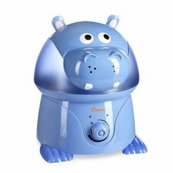 เครื่องสร้างความชื้นในอากาศ Crane USA รุ่น Adorable Ultrasonic Cool Mist Humidifier (Violet the Hippo)