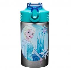 กระติกน้ำสเตนเลสพร้อมหลอดดื่ม Zak! Stainless Steel Reusable Water Bottle (Frozen)