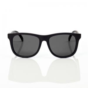 แว่นกันแดดสำหรับเด็ก Mustachifier Polarized Baby Opticals (Black)