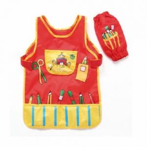 ชุดกันเปื้อนสำหรับศิลปินตัวน้อย Joan Miro Art Apron for Toddlers