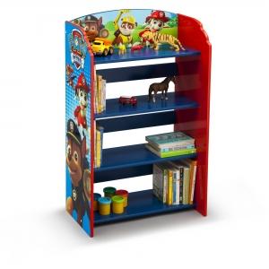 ชั้นวางหนังสือไม้แสนน่ารัก Delta Children Bookshelf (PAW Patrol)