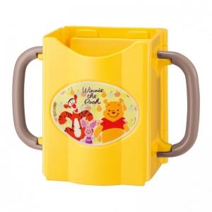 กล่องป้องกันการบีบกล่องเครื่องดื่ม Combi / Skater Baby Drink Holder (Disney Baby Winnie the Pooh)