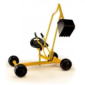 รถตักทรายแสนสนุก WonkaWoo Dig & Swivel Sand Digger (Yellow)
