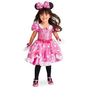 ชุดคอสตูมสำหรับเด็ก Disney Costume for Kids (Minnie Mouse)