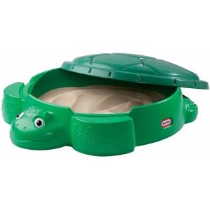 กล่องเก็บทรายเต่าน้อยสุดน่ารัก Little Tikes Turtle Sandbox