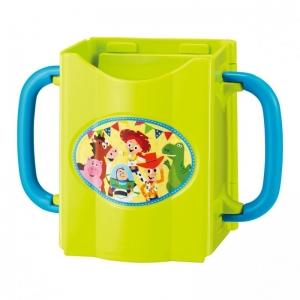 กล่องป้องกันการบีบกล่องเครื่องดื่ม Combi / Skater Baby Drink Holder (Disney Baby Toy Story)