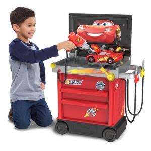 ชุดโต๊ะซ่อมบำรุงรถจำลอง Just Play Disney Cars 3 Service Station