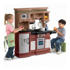ชุดครัวจำลองสุดครบครัน Little Tikes Gourmet Prep 'n Serve Kitchen