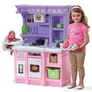 ชุดครัวเบเกอรีจำลองสุดน่ารัก Step2 Little Baker's Kitchen