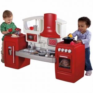 ชุดครัวจำลองปรับรูปแบบได้หลากหลาย Little Tikes Cook 'n Grow Kitchen