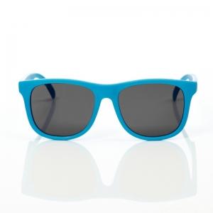 แว่นกันแดดสำหรับเด็ก Mustachifier Polarized Baby Opticals (Blue)