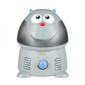 เครื่องสร้างความชื้นในอากาศ Crane USA รุ่น Adorable Ultrasonic Cool Mist Humidifier (Chip the Robot)