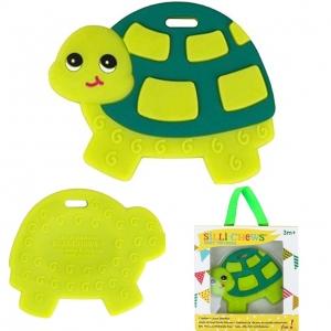 ยางกัดสุดหนึบปลอดสารพิษ SILLI CHEWS (Tilli Turtle)