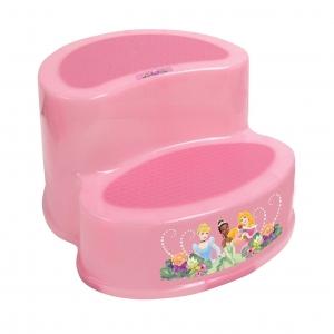 บันไดสตูลสำหรับเด็ก Disney Princess 2-Step Stool (Disney Princess)