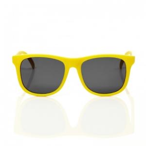 แว่นกันแดดสำหรับเด็ก Mustachifier Polarized Baby Opticals (Yellow)
