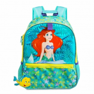 กระเป๋าเป้สะพายหลังสำหรับเด็ก Disney Backpack (Ariel The Little Mermaid)