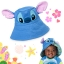 หมวกปีกกันแดดสำหรับเด็ก Disney Stitch Baby Swim Hat UPF50+ thumbnail 1