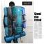 DF03 กระเป๋าเดินทาง สีเขียว ขนาดจุสัมภาระ 80+5 ลิตร thumbnail 12