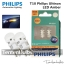 T10 Philips Ultinon Amber LED thumbnail 1