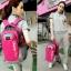 NL06 กระเป๋าเดินทาง สีชมพู ขนาดจุสัมภาระ 28 ลิตร thumbnail 24