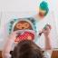 ชุดช้อนและส้อมสำหรับเด็กสุดน่ารัก Skip Hop รุ่น Zootensils Little Kids Fork & Spoon (Hedgehog) thumbnail 4