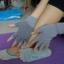 ถุงมือ ถุงเท้าโยคะ กันลื่น YKSM30-1