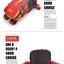 NL12 กระเป๋าเดินทาง สีดำ ขนาด 45 ลิตร (เสริมโครง) thumbnail 23