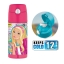 กระติกน้ำสเตนเลสรักษาอุณหภูมิ Thermos FUNtainer Vacuum Insulated Stainless Steel Bottle 12OZ (No Carry Handle) (Barbie) thumbnail 1