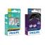 ชุดจับคู่หลอดไฟเลี้ยว พร้อมชุดตัวต้านทาน Philips PY21W Ultinon LED Amber + Philips LED Adapter CANbus 21W thumbnail 1