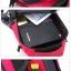 NL06 กระเป๋าเดินทาง สีฟ้า ขนาดจุสัมภาระ 28 ลิตร thumbnail 20