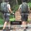 NL22 กระเป๋าเดินทาง Pentagram สีดำ ขนาดจุสัมภาระ 50 ลิตร (เสริมโครง) thumbnail 32
