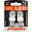 P21/5W Sylvania ZEVO Super Bright LED RED ส่งฟรี EMS thumbnail 1