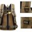 NL16 กระเป๋าเดินทาง สีเหลือง ขนาดจุสัมภาระ 40 ลิตร สำเนา thumbnail 3