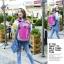 NL06 กระเป๋าเดินทาง สีชมพู ขนาดจุสัมภาระ 28 ลิตร thumbnail 35